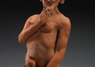Terra cotta Nude